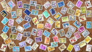 82 Pony Stamps + Wallpaper by pims1978