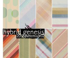 2012 HG Pattern Set 02 by In5omn1ac