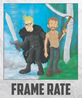 Frame Rate by Dwilart