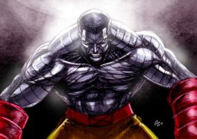 Colossus by allengeneta