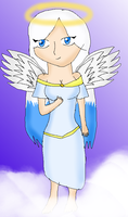 Lenora The Angel by LadyDelaisol