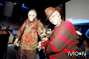 Freddy vs Jason costumes by Zoogunner by ZOOGUNNER