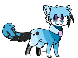 Cute kitty adopt :3 by WolvesDestinyBlood