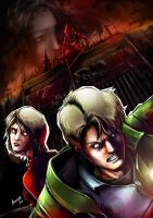 Silent hill 2 by Andalar
