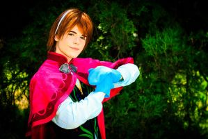 Anna Cosplay (Male Version) - Summer Is Back! by DakunCosplay