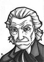 The First Doctor by TheRigger