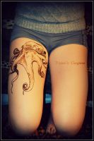 Great Octopus by Gaspina