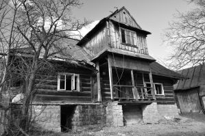 Old House by skyblue-13