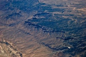 CANYON EDGE CLOSE-UP by CorazondeDios