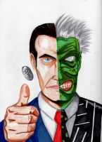 Two Face by 4StarsChicago