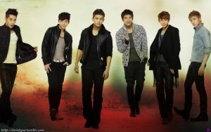 2pm - on fire by Sweetkrystyna