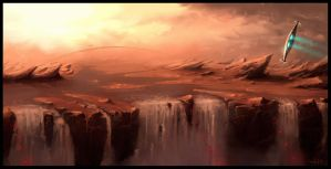 High Falls by etwoo