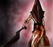 Pyramid Head by Shagohod88