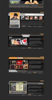 NEW FLASH MYSPACE LAYOUT by Divspace