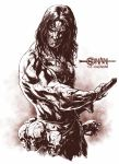 Conan by caananwhite