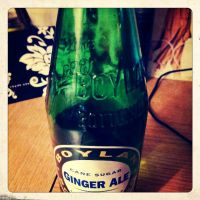 Ginger Ale... The old way by callsign-oldman
