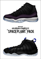 Air Jordan x Foamposite by BBoyKai91