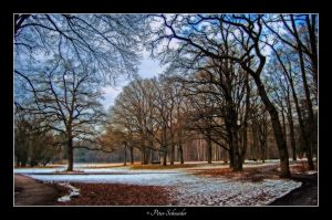 In the park 1 by Phototubby