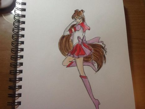 Sailor Taygete by Evilness321