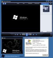 Windows Media Player 11 by marxo