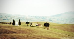 Tuscany: Val d'Orcia 01 by Agtpunk