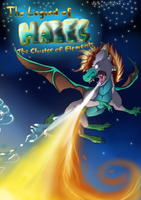 TLoH Front cover by Hazelthedragoness