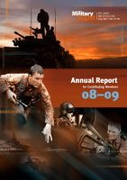 Annual Report Cover 2 by Saxon-wolf23