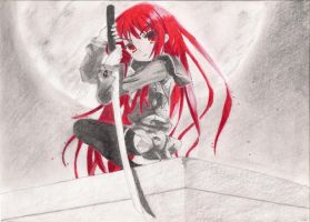 Shakugan no Shana - Shana 2 by sakesend