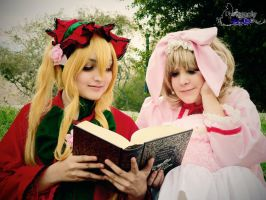 Little moments by PrisCosplay