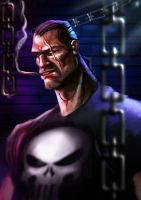 PUNISHER by huzzain