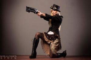 Steampunk STOCK II by PhelanDavion
