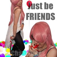 Just Be Friends - Cosplay by MaiChanPhotos