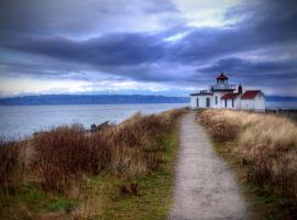 Light House HDR by manleyaudio