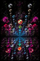 Cosmic Bubbles by sequential