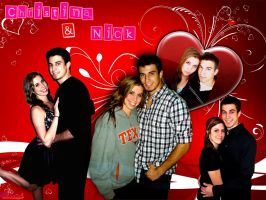 Christina Cimorelli and Nick by ralxi