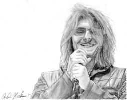 Mitch Hedberg by Sportakook