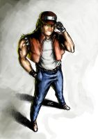 Terry Bogard by RamonFelinto