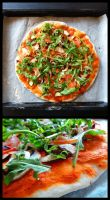 My Favourite Pizza by Daedhalus