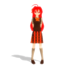 MMD Maple academy uniform wip by khftw