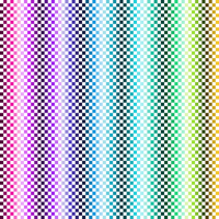 Background: Colour Bands (Light) by Tilkie