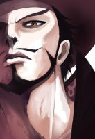 Mihawk by Metalbolic