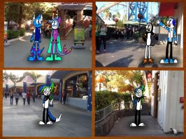 Six Flags Fright Fest Trip '13 by GToons-Inc