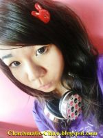 while listening to music music by Seke-Ume