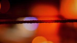 Bright Red - Tight Rope by lubbo