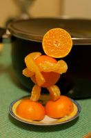 Mandarin boy by Lukfru