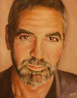 GEORGE CLOONEY by gavcam