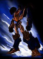 Transformers Mirage by MWagganer