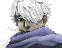 mushishi - ginko. by MadH