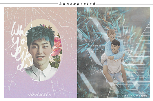 PASTEL | feat. XIUMIN, CHEN and KAI by hunexpected