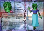 Planet Sen Bio Sheet- Yumi by The-Dark-Fallen